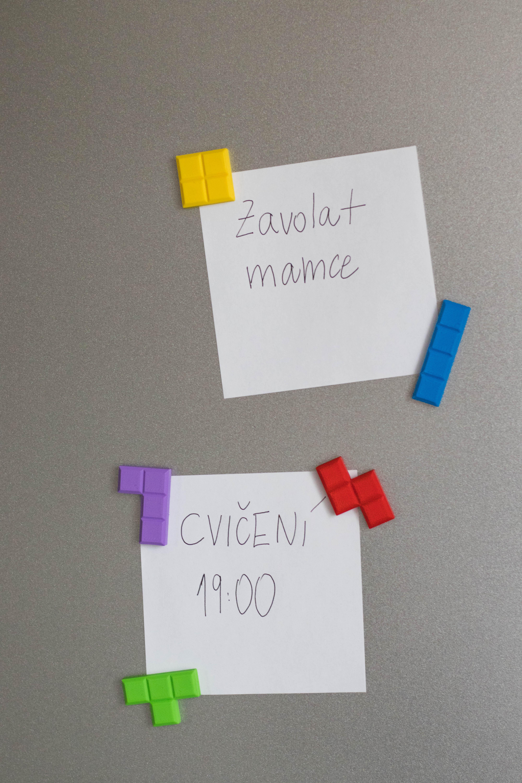 Magnetky Tetris